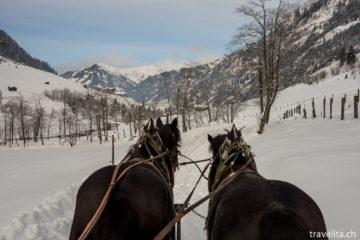 Grossarltal - unterwegs im Winterwunderland