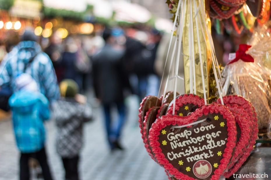 Gruss vom Nürnberger Christkindlesmarkt