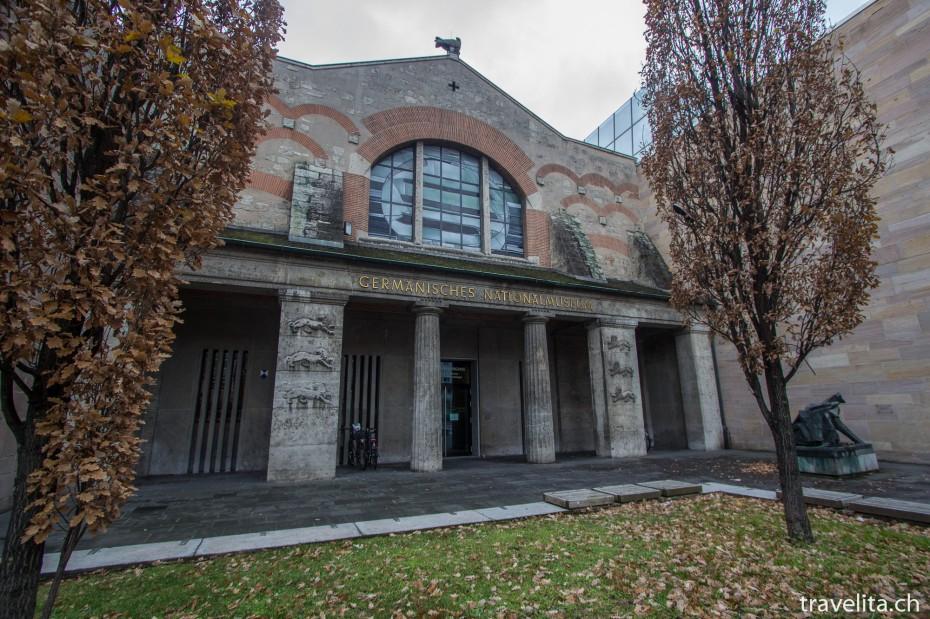 Nuernberg-Germanisches-Nationalmuseum