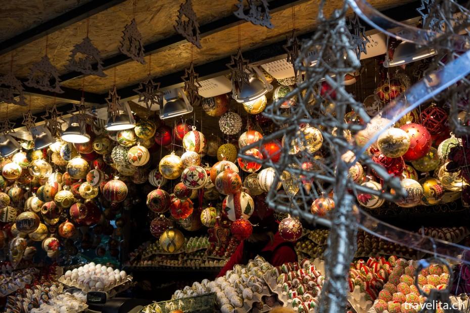 Weihnachtsmarkt Schmuck