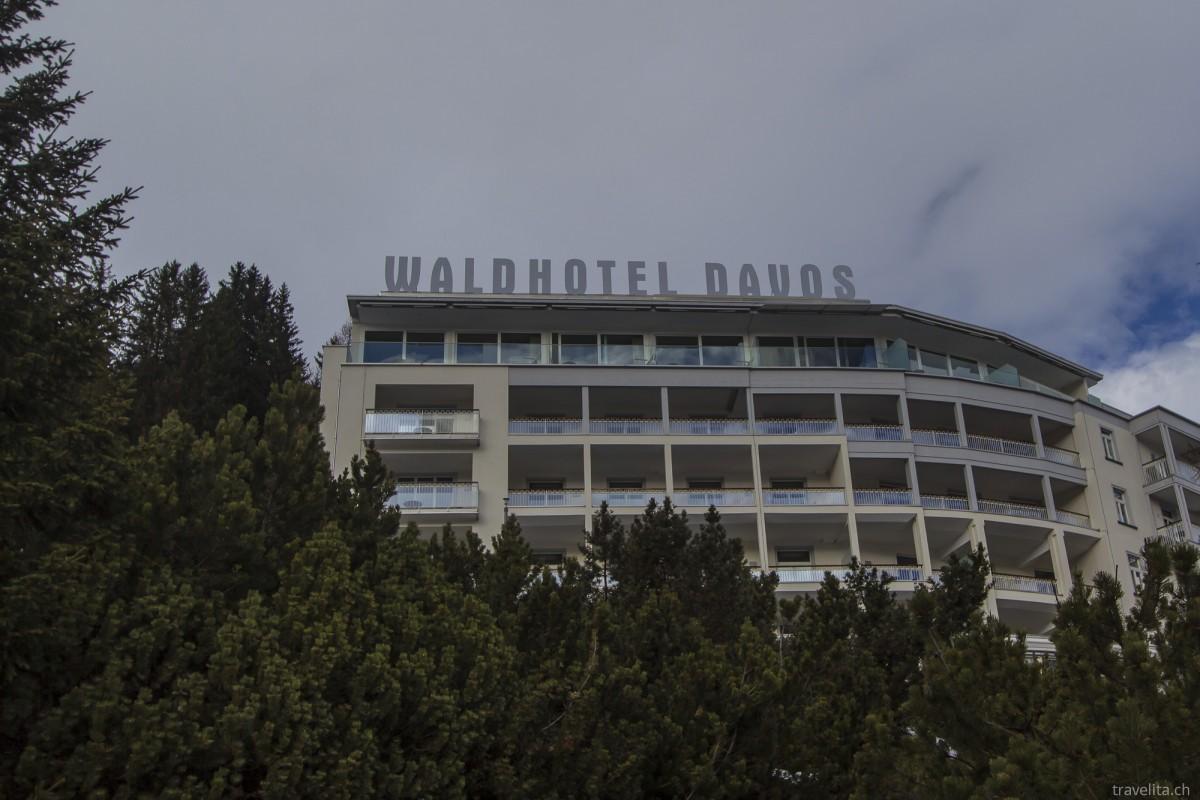Waldhotel Davos – zauberhafte Mußestunden mit Aussicht