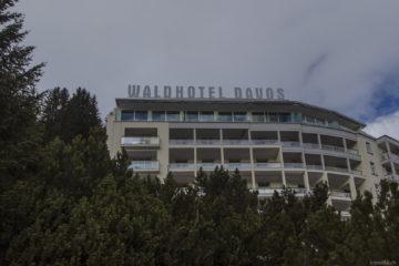 Waldhotel Davos - zauberhafte Mußestunden mit Aussicht