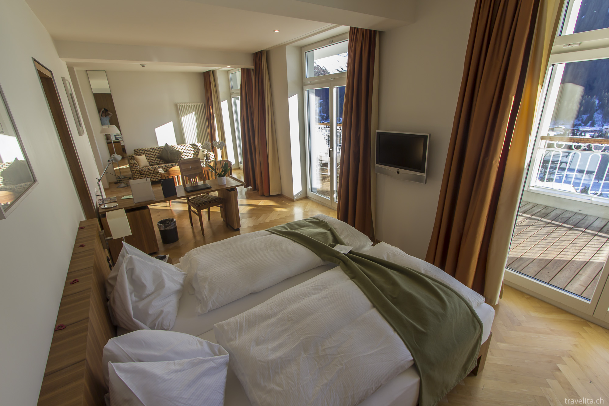 waldhotel davos zauberhafte mu estunden mit aussicht reisetipps. Black Bedroom Furniture Sets. Home Design Ideas