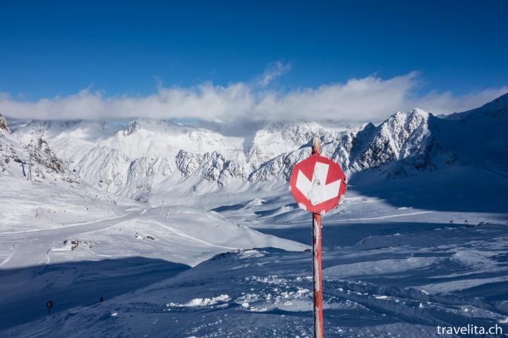 Höhenrausch auf den 5 Tiroler Gletscher