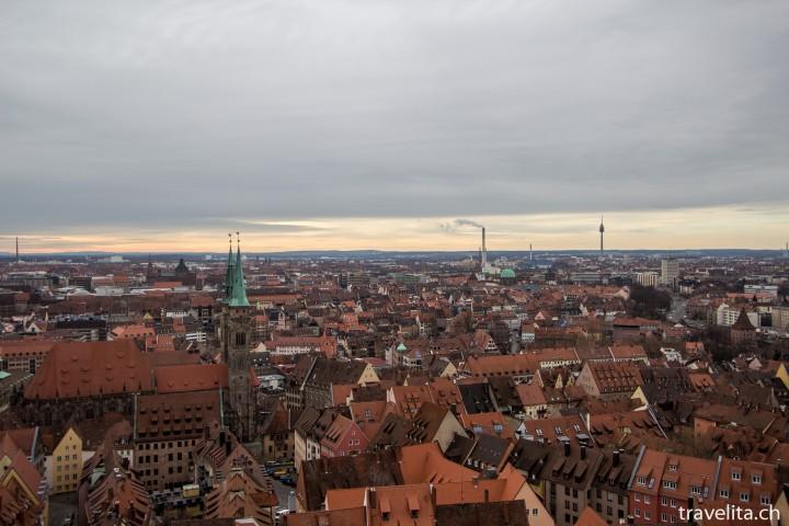 Ein Adventswochenende in Nürnberg