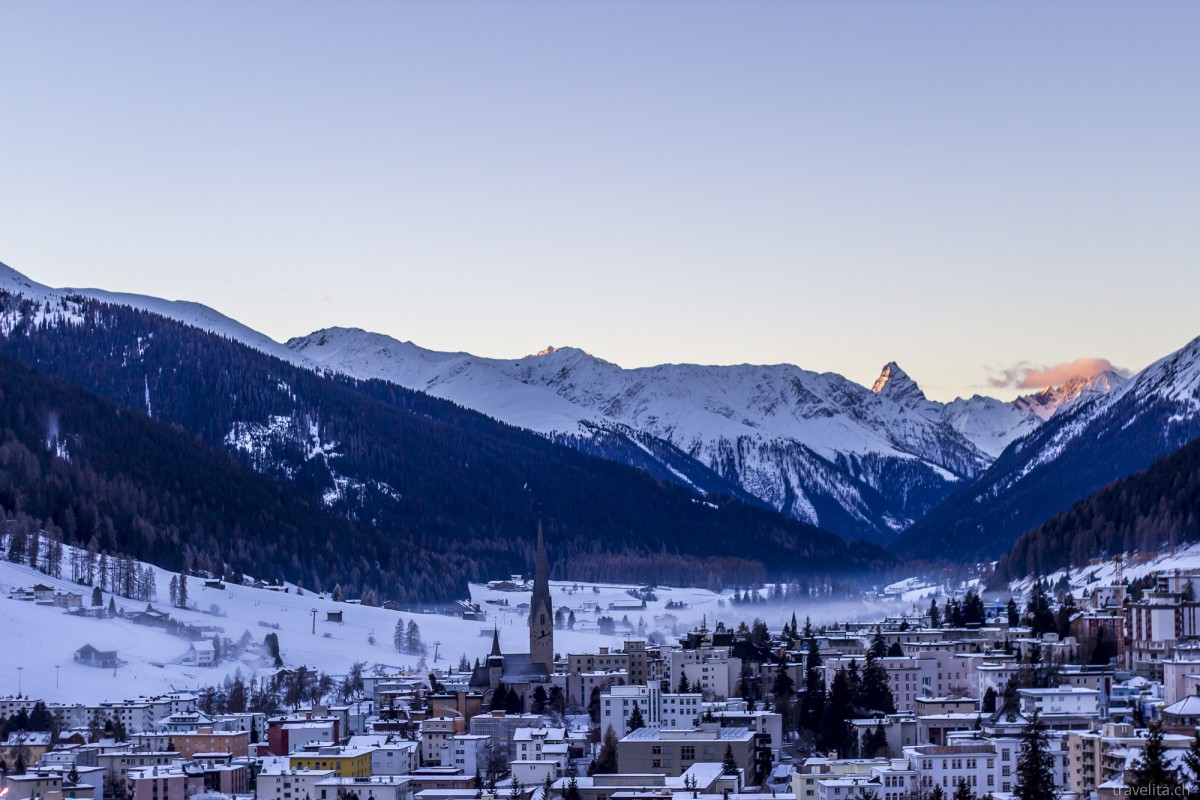 10 Things to do in Davos Klosters