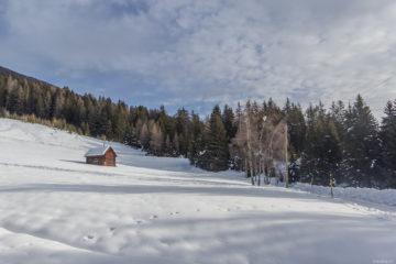 Pustertal - vom sanften Winter und Hüttenglück