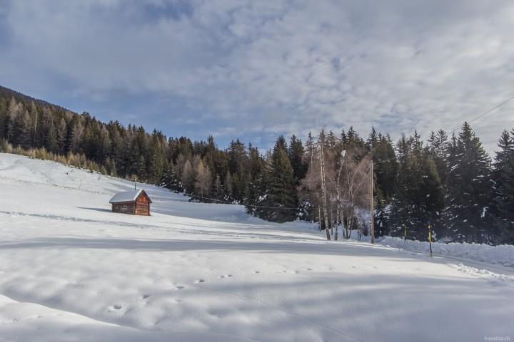 Pustertal – vom sanften Winter und Hüttenglück