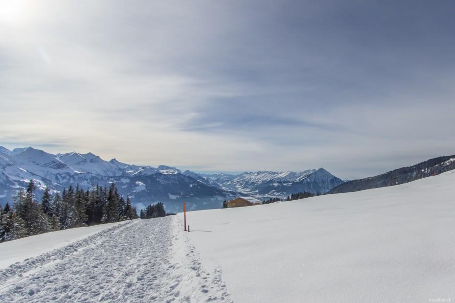 Berner Oberland Winterausflugsziele