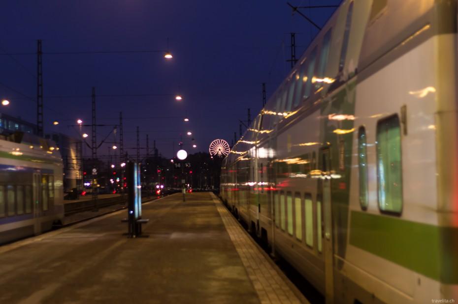 Finnland-Bahn