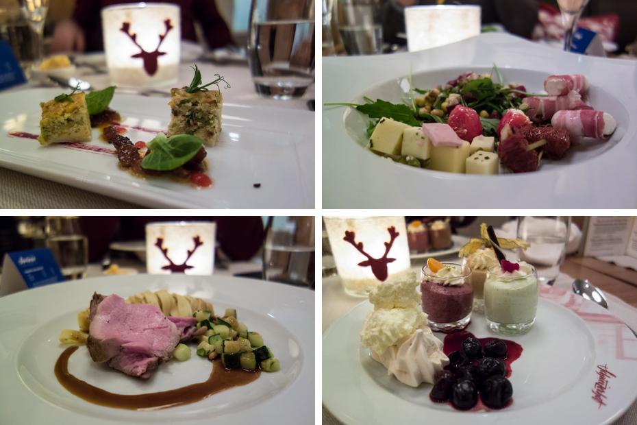 Lenzerheide-Schweizerhof-Abendessen