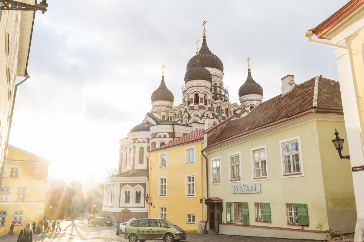 Helsinki – Tallinn: the perfect day trip