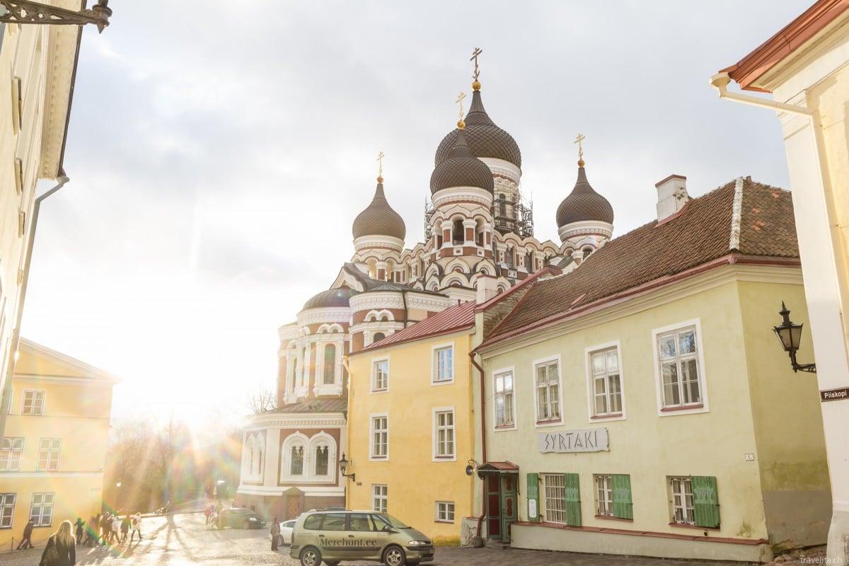 Helsinki – Tallinn: der perfekte Tagesausflug