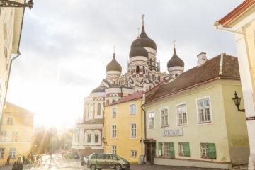 Helsinki - Tallinn: der perfekte Tagesausflug