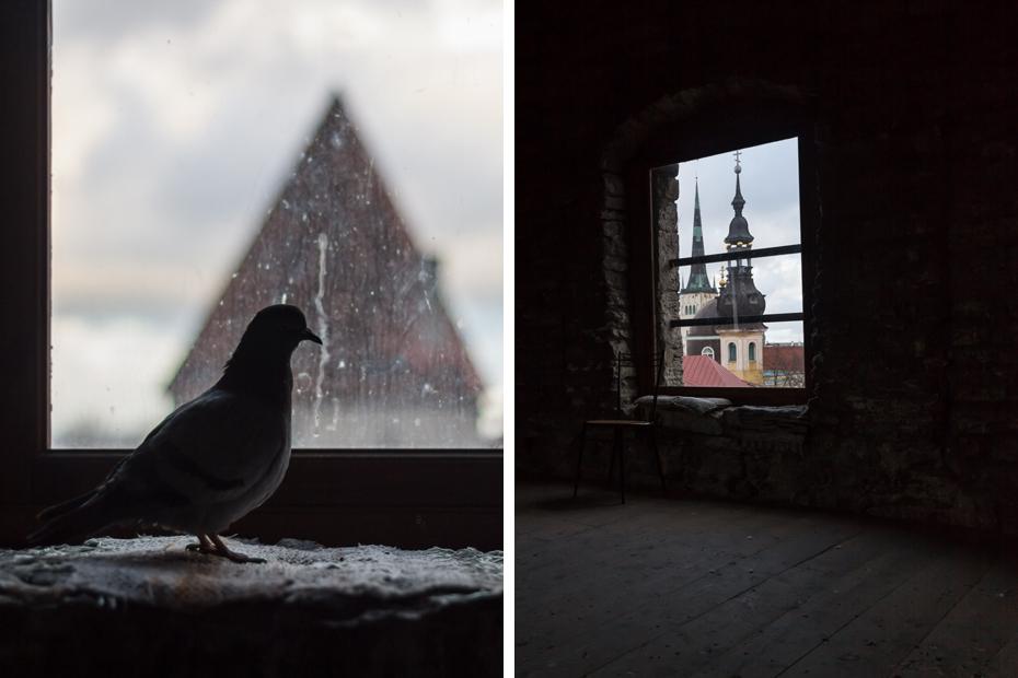 Tallinn-Wachturm-Innen
