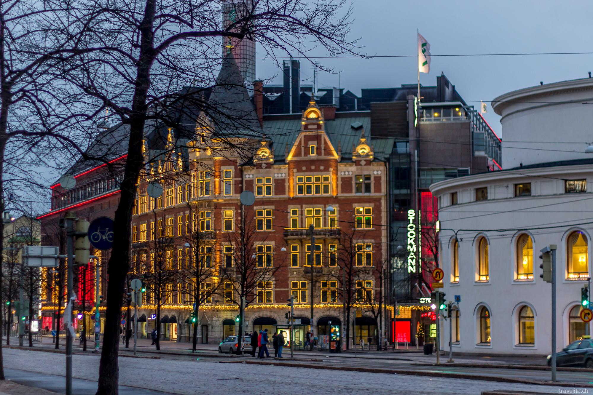 Reiseguide Helsinki Im Winter Reisetipps