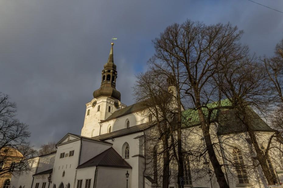 tallinn-Domkirche