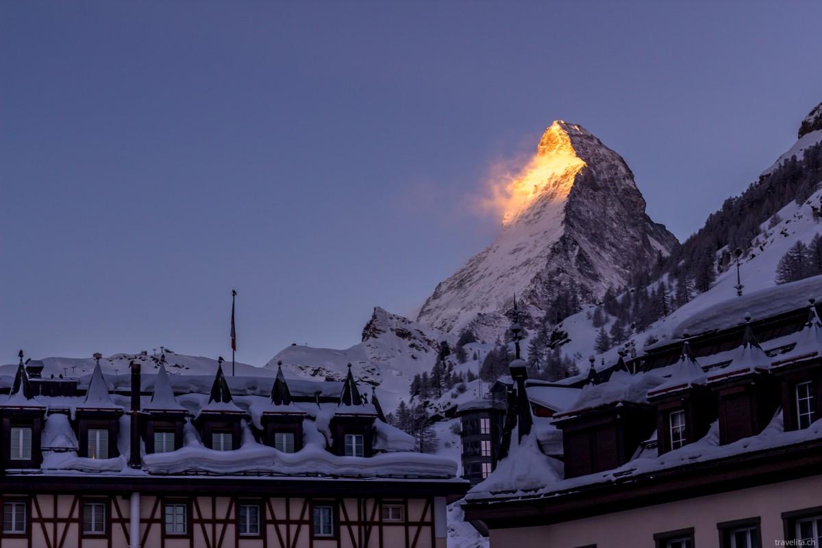Mont Cervin Palace – Wintergenuss in Zermatt