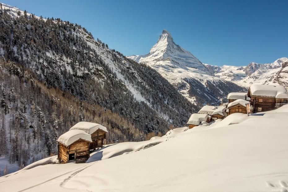 Zermatt-Ski-Paradise-Findeln