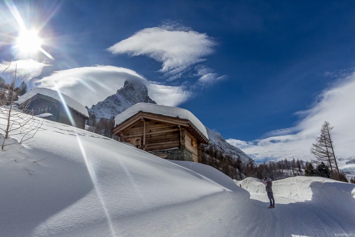 Mein Winter auf Instagram – Schweizer Edition