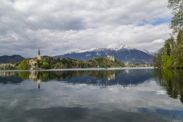 Bled - Tipps für den Bleder See in Slowenien