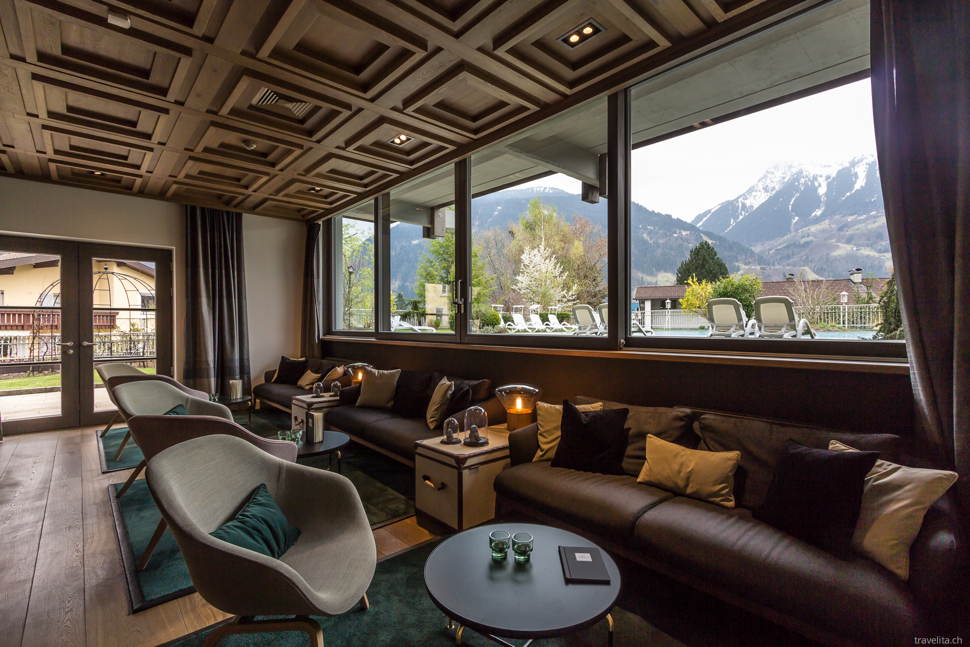 l wen hotel wochenendauszeit im vorarlberg schruns montafon. Black Bedroom Furniture Sets. Home Design Ideas