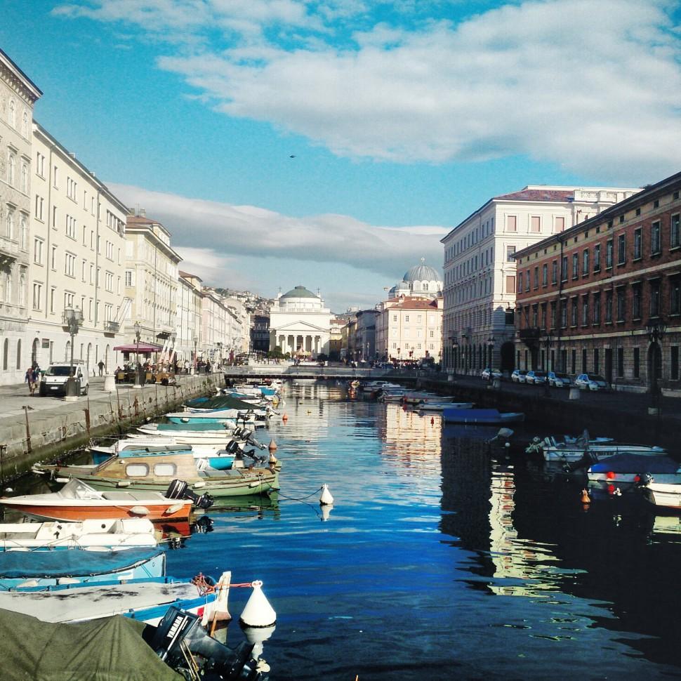 Trieste-CanaleGrande