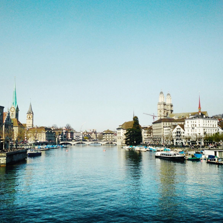 Zürich-Skyline