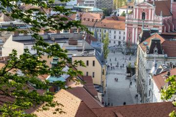So schmeckt Ljubljana