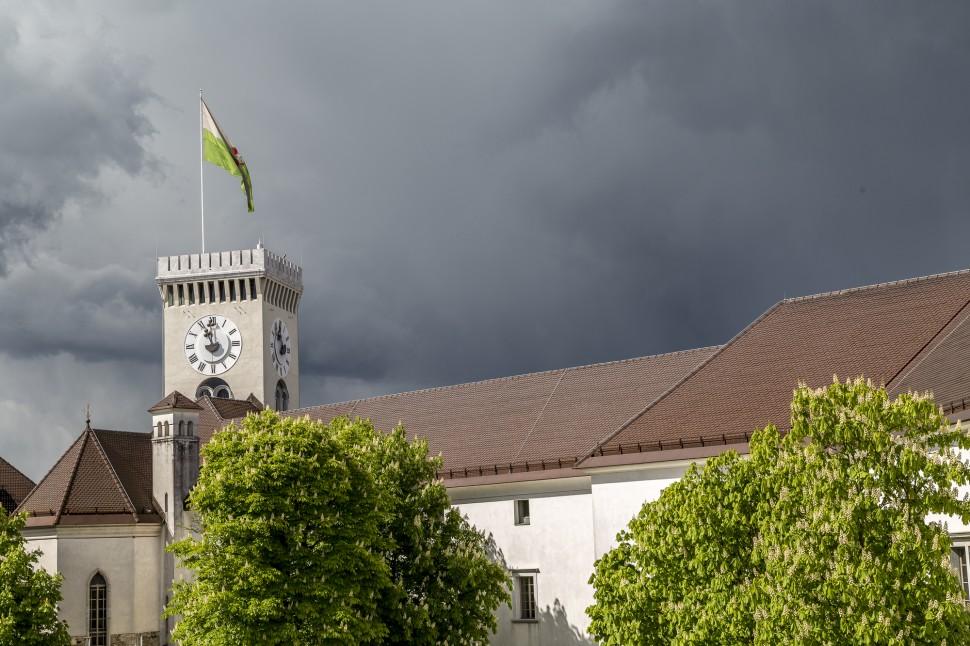 ljubljana-Schloss