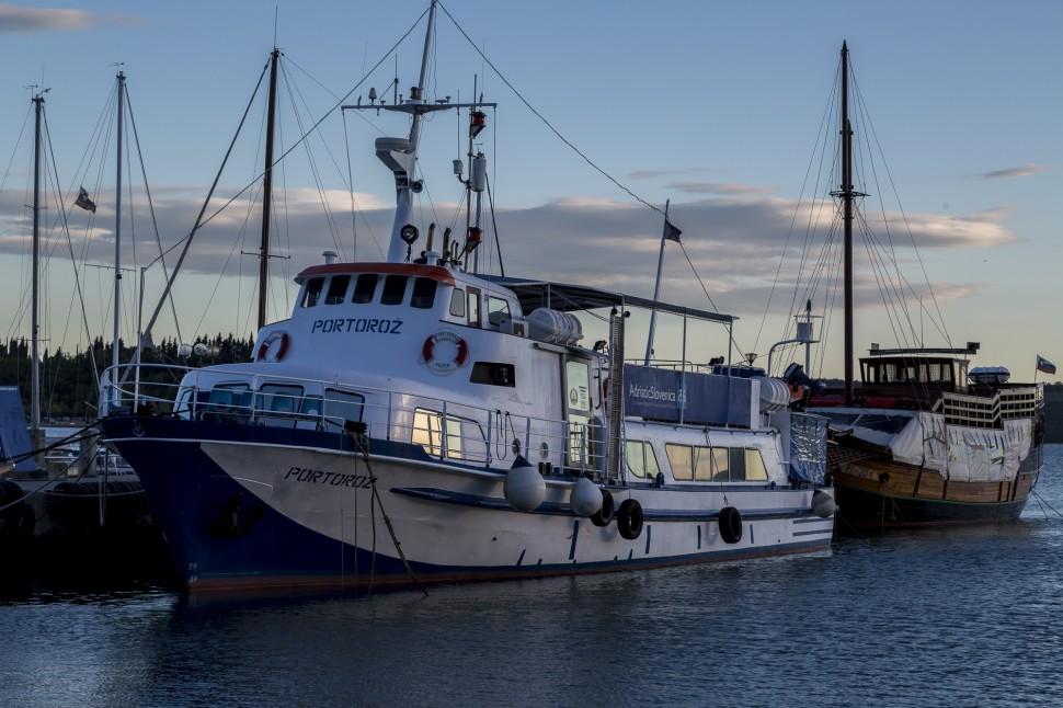 portoroz-Hafen