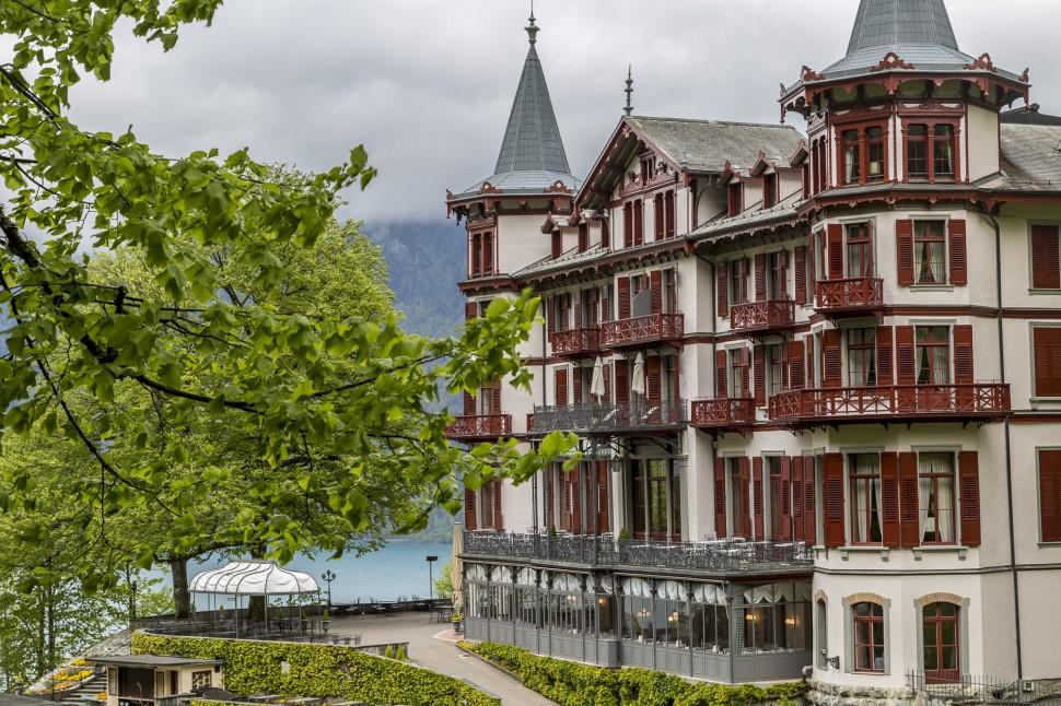 Grandhotel-Giessbach