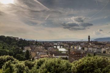 Florenz, du kleine Katastrophe