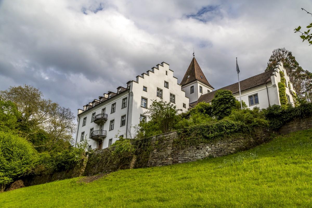 Schlosshotel Wartegg – grüne Oase am Bodensee