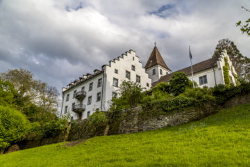 Schlosshotel Wartegg - grüne Oase am Bodensee