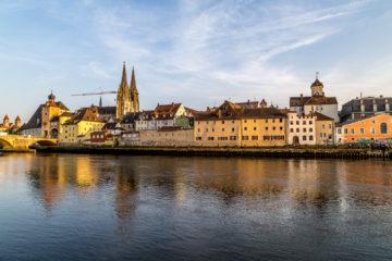 Reiseguide Regensburg - Lebensfreude an der Donau