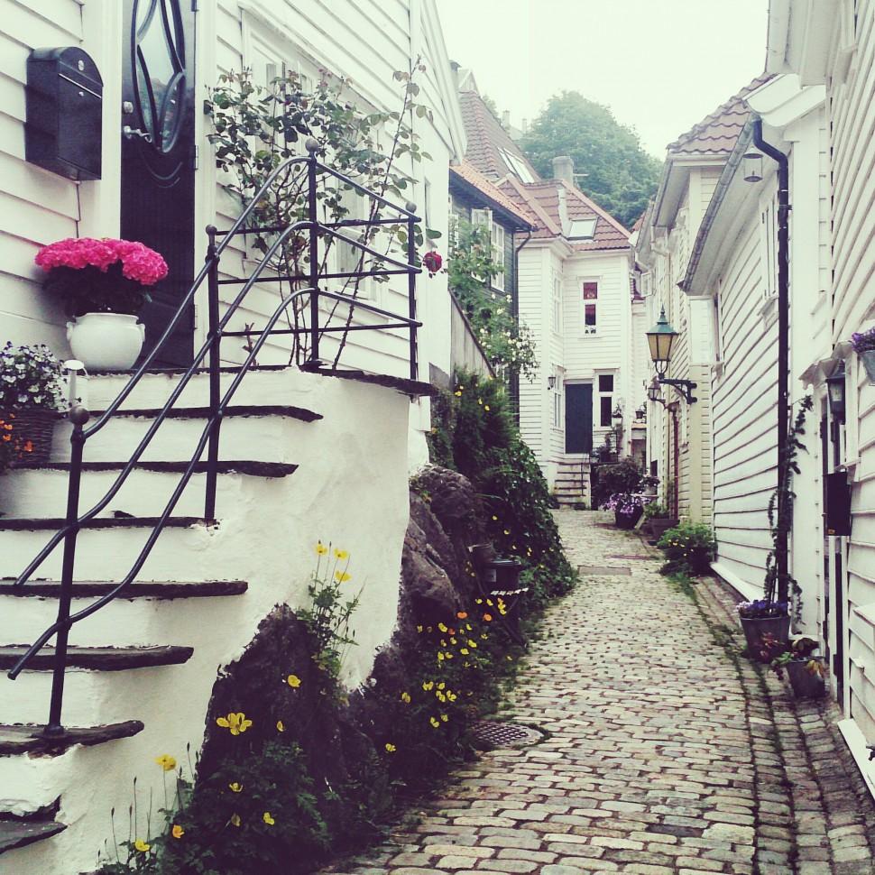 Bergen-Norwegen