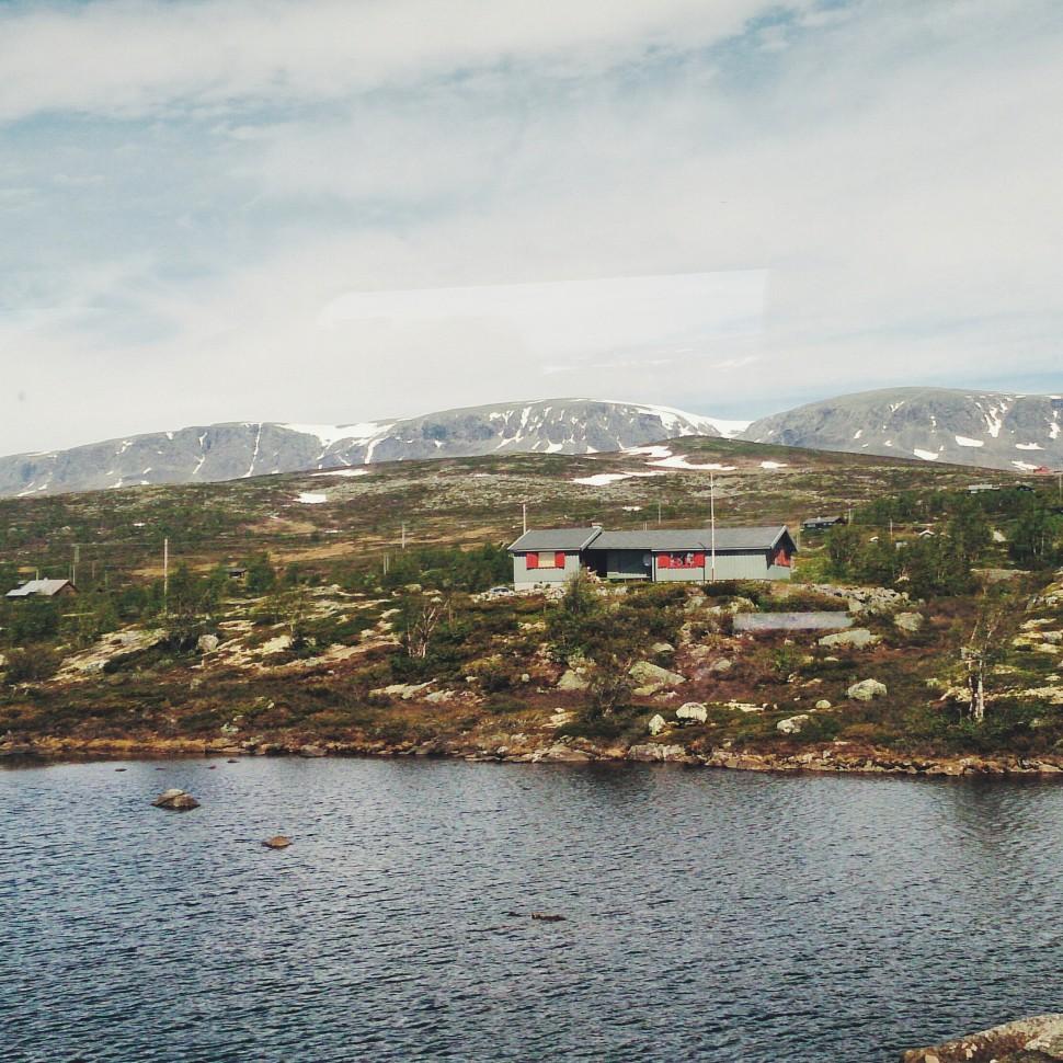 Bergenbahn-Finse