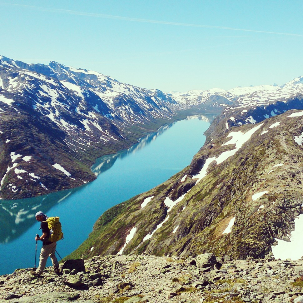Besseggen-Ridge-Jotunheimen