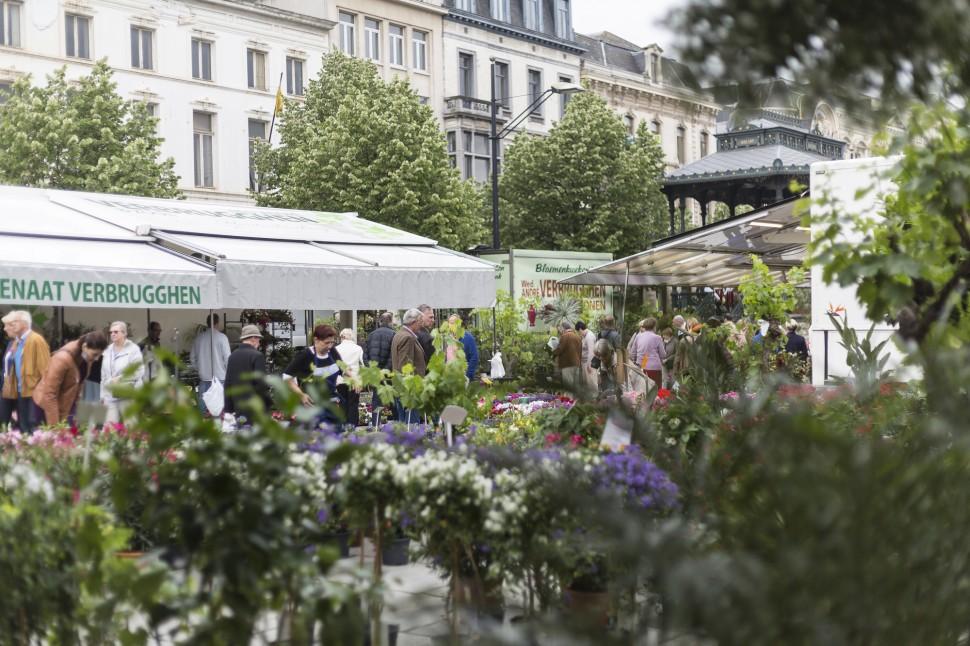 Gent-Blumenmarkt-Kouter-1