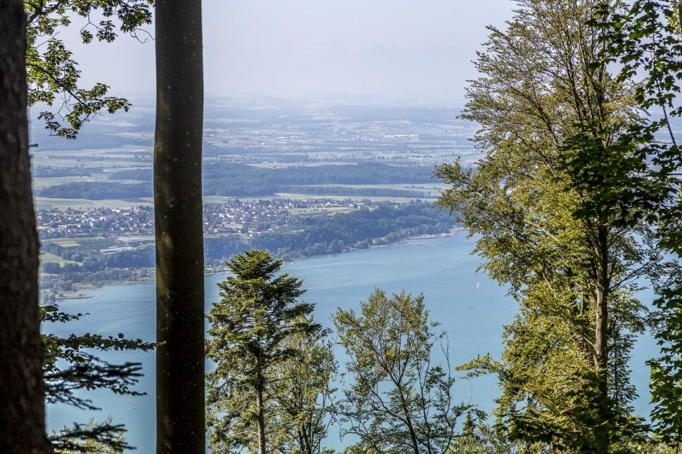 Magglingen-Bielersee-Panorama