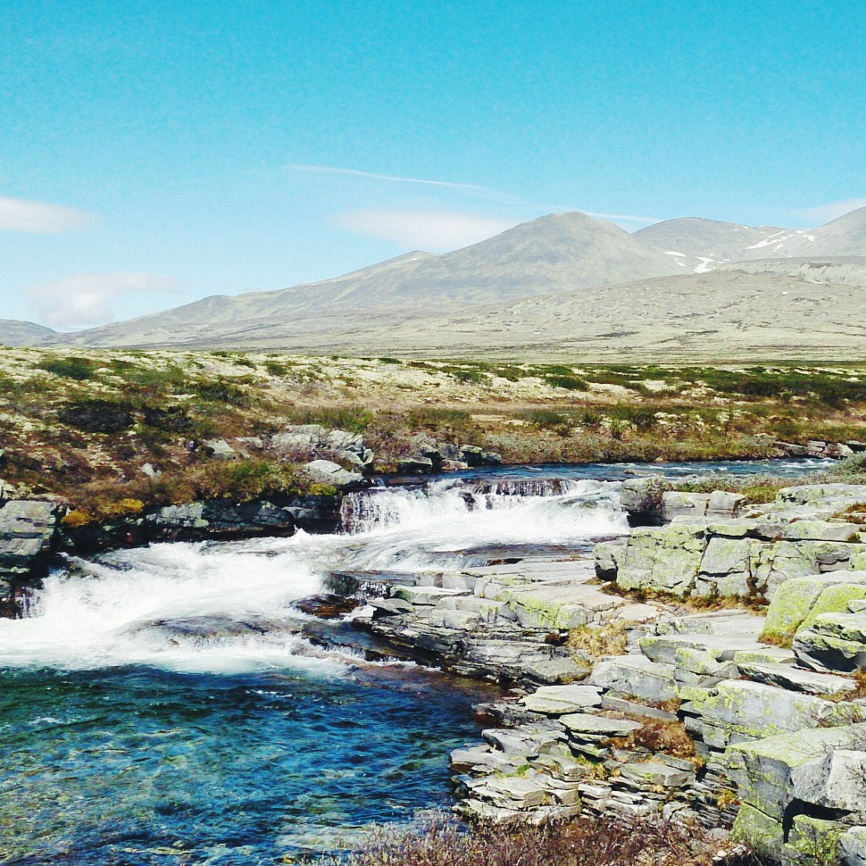 Rondane-Nationalpark-Norwegen