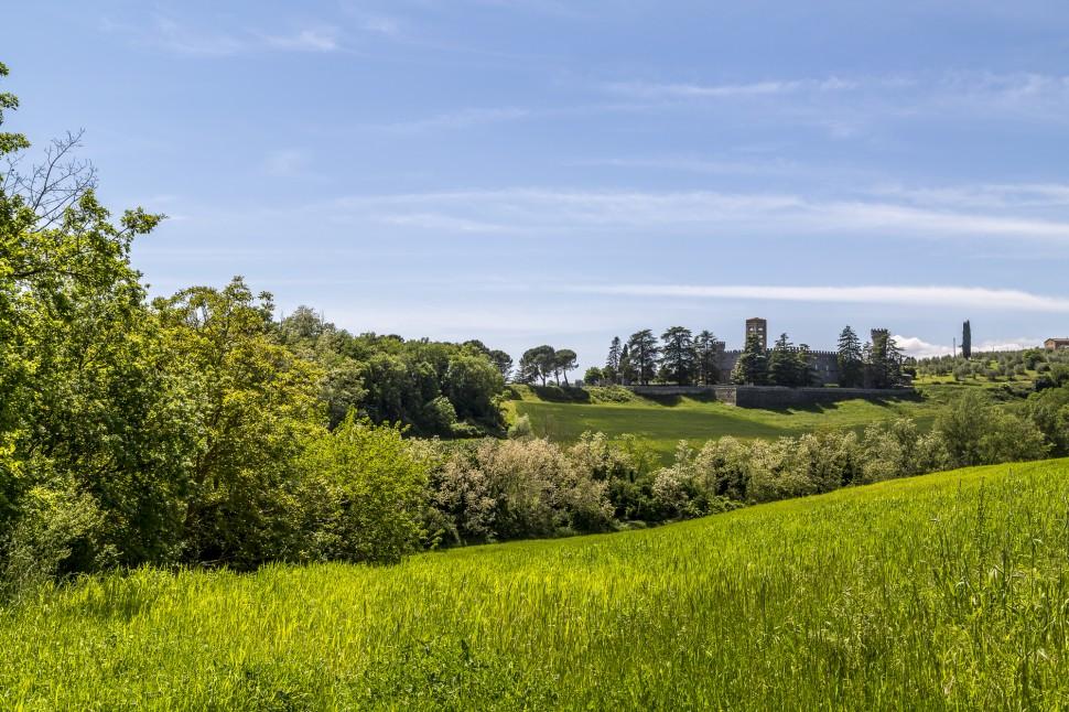 Toskana-Kloster