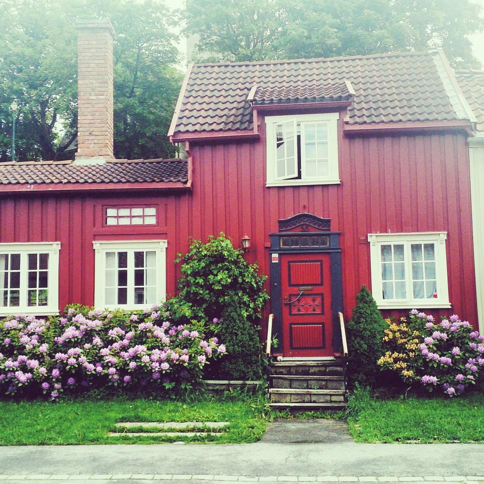 Trondheim-Haus