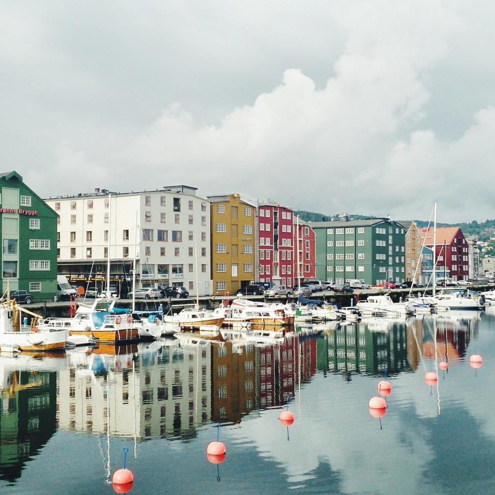Trondheim-Waterfront