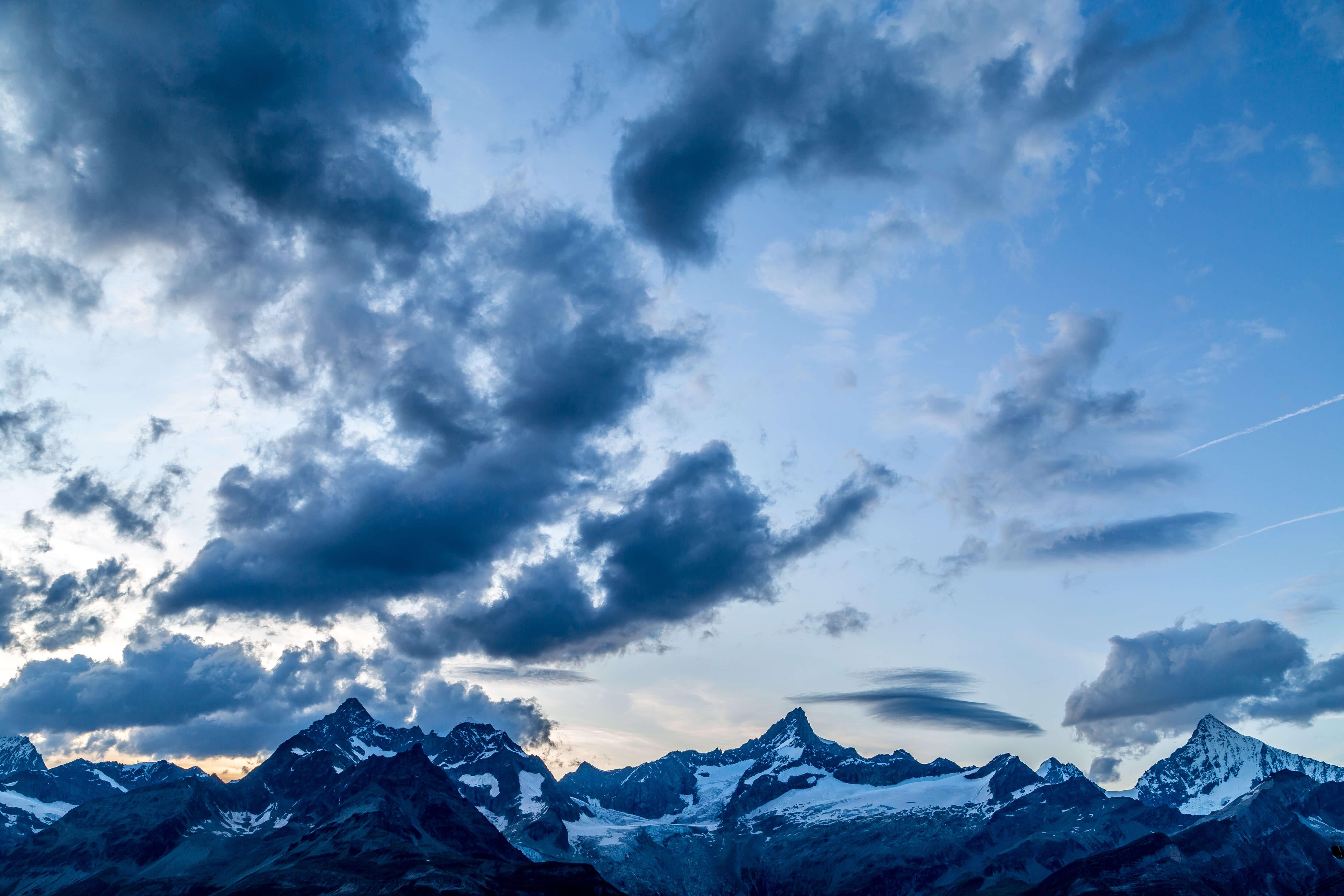 Zermatter Gipfel