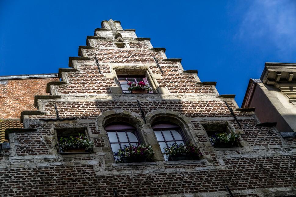 antwerpen-Altstadt-Architektur
