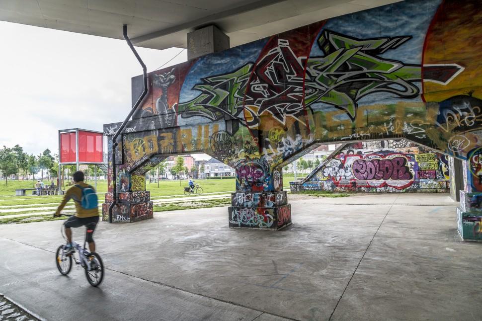 antwerpen-Park-Spoor-Nord