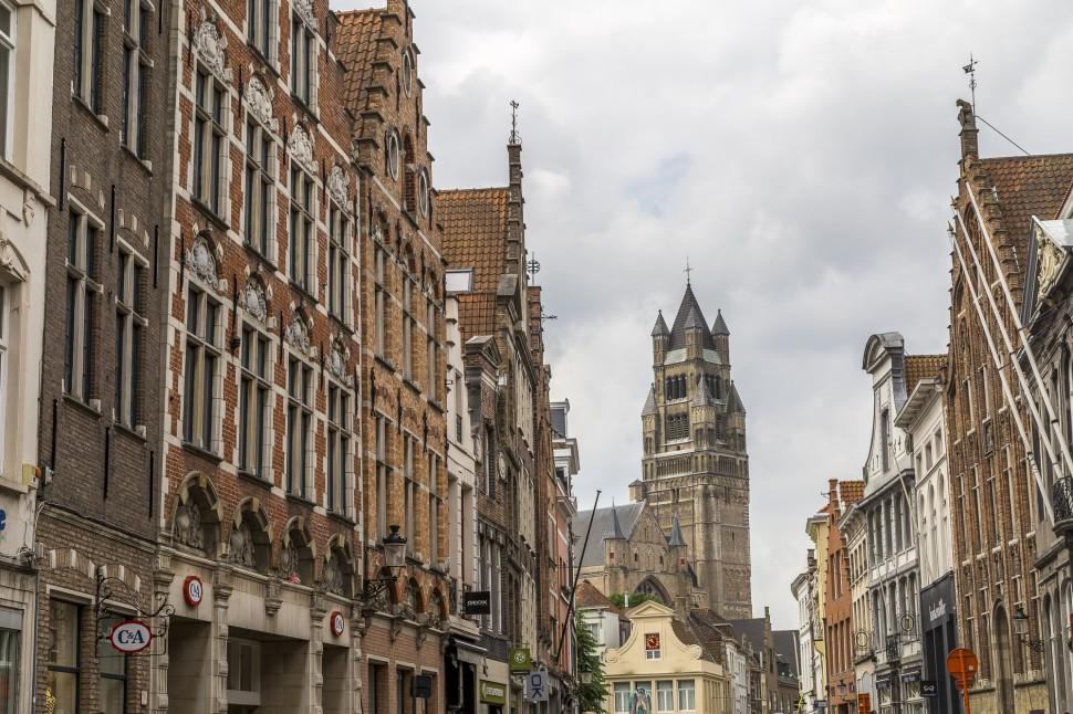 brugge-Architektur-Steenstraat