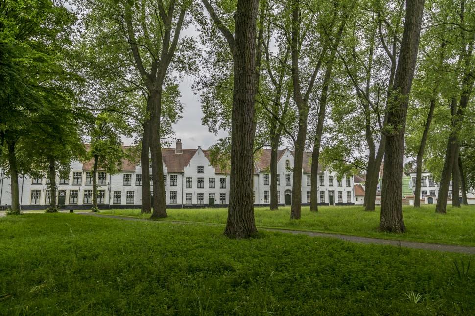 brugge-Begijnhof